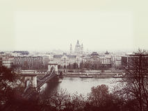 Budapest 1 Stockfotos