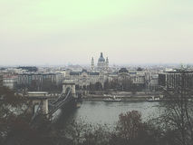 Budapest 1 Stockfoto