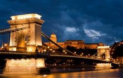 budapest Стоковые Изображения RF