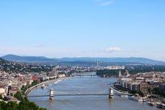 Budapest 6 Stockfoto