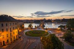 budapest Стоковая Фотография RF