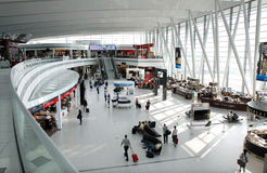 Budapest Airport Stock Images