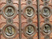Budapest architecture Royalty Free Stock Photo
