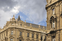 Budapest Architecture Royalty Free Stock Photography