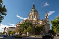 Budapest architektura miasto Obrazy Royalty Free