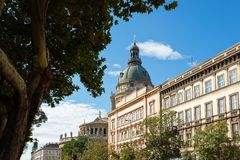 Budapest architektura miasto Obraz Stock