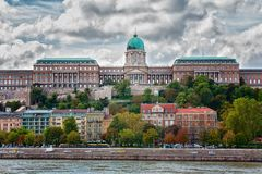 Budapest architektura miasto Fotografia Royalty Free