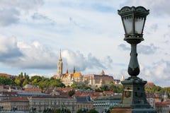 Budapest architektura miasto Fotografia Stock