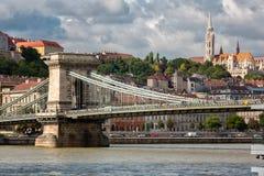 Budapest architektura miasto Zdjęcia Stock