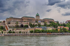 Budapest Art Museum Royalty Free Stock Photography