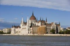Budapest, autunno Fotografia Stock Libera da Diritti