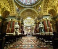 Budapest basilica Royalty Free Stock Image