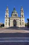 Budapest basilica Royalty Free Stock Photos
