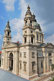 Budapest. Basilica of St. Stephen Stock Photo