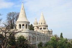 Budapest, Bastion des Fischers Stockfoto