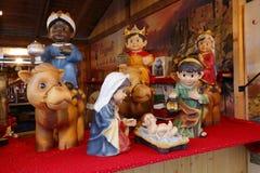 Budapest boże narodzenia wprowadzać na rynek w Budapest, Węgry, 2015 fotografia stock