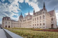 budapest budynku parlament Zdjęcia Stock