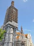budapest byggnad royaltyfria bilder