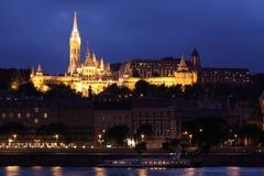 Budapest castle Royalty Free Stock Photo