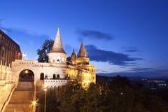 Budapest castle Stock Image