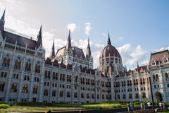 Budapest. From Castles to giant churches beautiful place to visit Stock Image