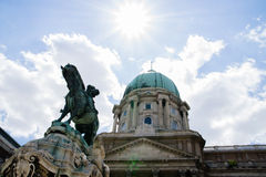 Budapest. From Castles to giant churches beautiful place to visit Royalty Free Stock Photography
