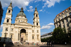 Budapest. From Castles to giant churches beautiful place to visit Stock Photography