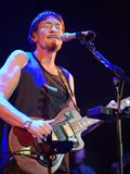 BUDAPEST: Chris Rea performs Stock Images