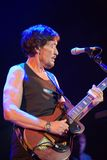 BUDAPEST: Chris Rea performs Stock Image