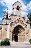 Budapest Church. Romanic style church in Varosliget - Budapest - Hungary Stock Images