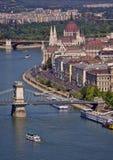 Budapest city Stock Image