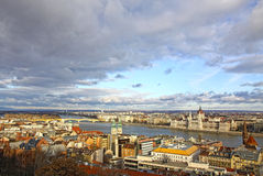 Budapest city, Hungary Stock Image