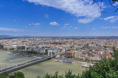 Budapest. City of Budapest, Hungary Stock Photo