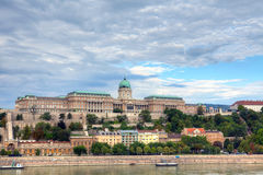 Budapest city scape Royalty Free Stock Photos