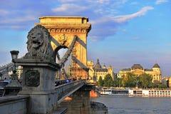 Budapest city scape Stock Photo