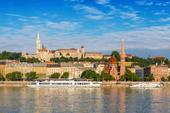 Budapest city skyline - Budapest - Hungary Royalty Free Stock Photo