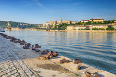 Budapest city skyline - Hungary Stock Photos