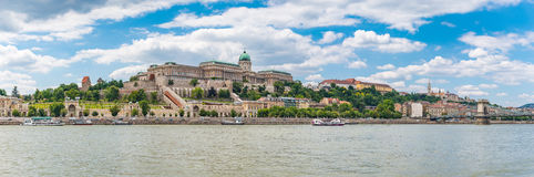 Budapest city skyline panorama - Hungary Stock Images