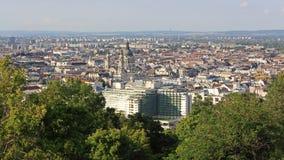 Budapest City stock photography