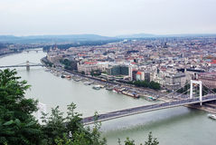 Budapest cityscape Royalty Free Stock Photography