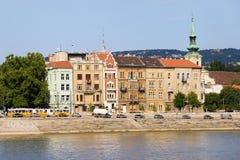 Budapest Cityscape Stock Photos