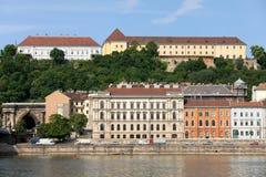 Budapest Cityscape Stock Images