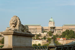 Budapest cityscape Royalty Free Stock Photo