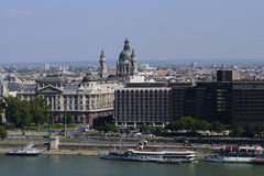 Budapest Cityscape editorial Stock Images