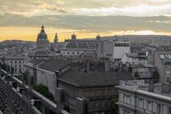 Budapest cityscape Royalty Free Stock Photo