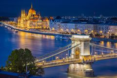 Budapest. Royalty Free Stock Image