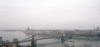 Budapest cityscape. Stock Photography
