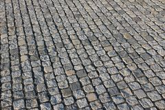 Budapest cobble stone Royalty Free Stock Image