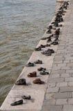 Budapest commémoratif juif photo libre de droits