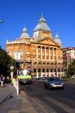 Budapest da baixa Fotos de Stock Royalty Free